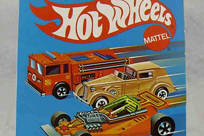 Hot Wheels Spesial Edition Retro Style