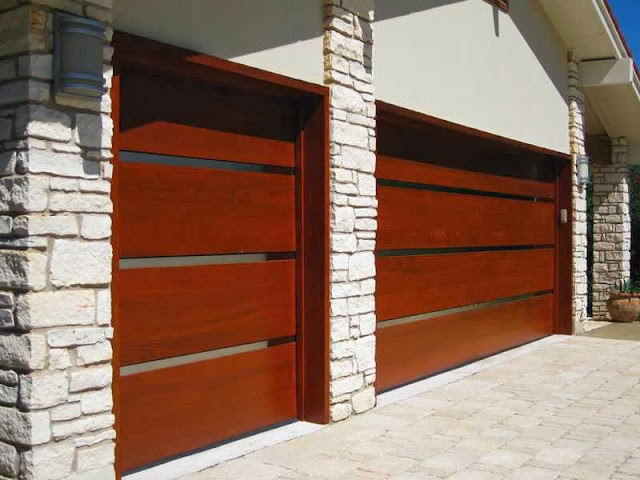 lower garage doors cost