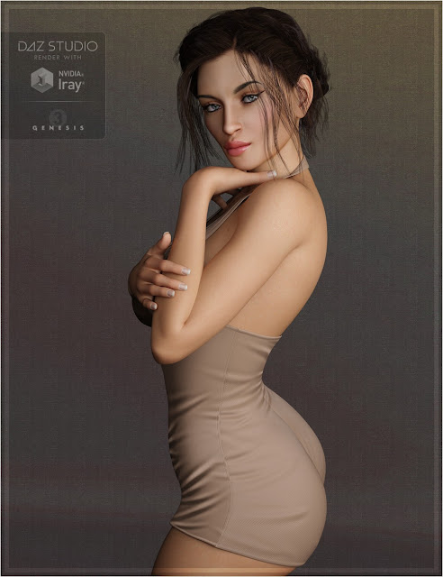 Maggy for Genesis 3 Female