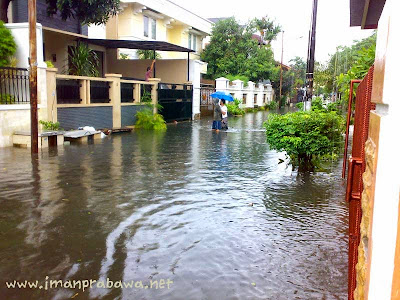 Banjir Di Jakarta Tahun 2013