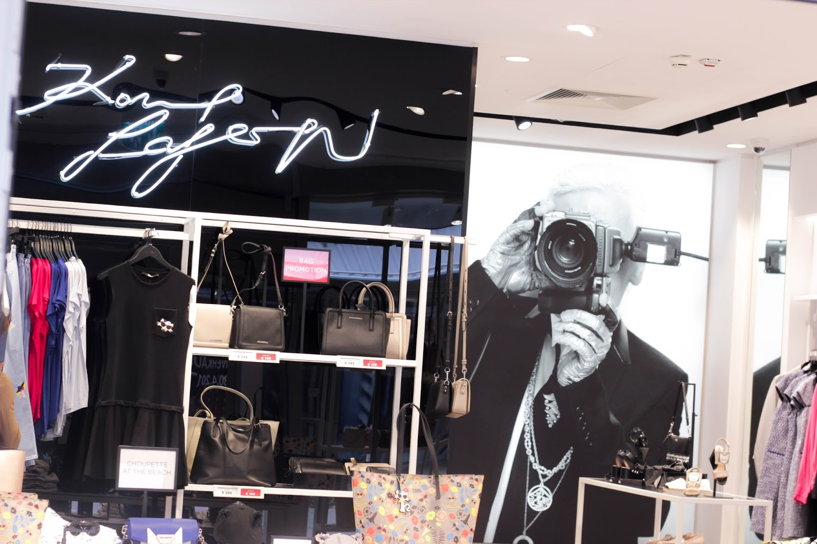 Outlet Shopping in Zweibrücken - Karl Lagerfeld