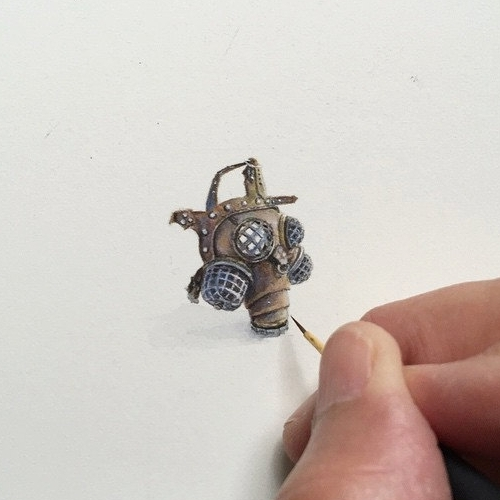17-Steampunk-Gas-Mask-Karen-Libecap-Star-Wars-&-other-Miniature-Paintings-and-drawings-www-designstack-co