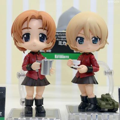 Cu-Poche Girls und Panzer der Film