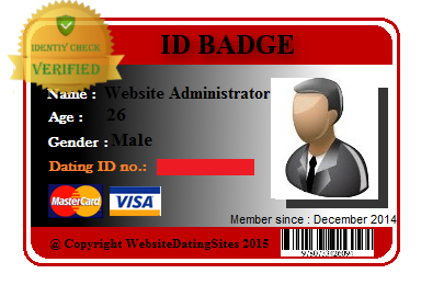 Hook up verification badge