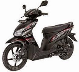Honda Vario CW for rent in Ubud