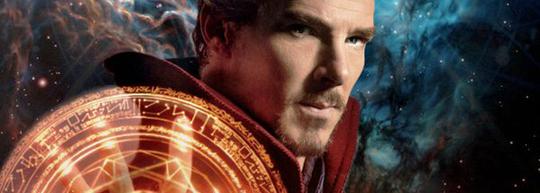 Doctor Strange, de Scott Derrickson - Cine de Escritor