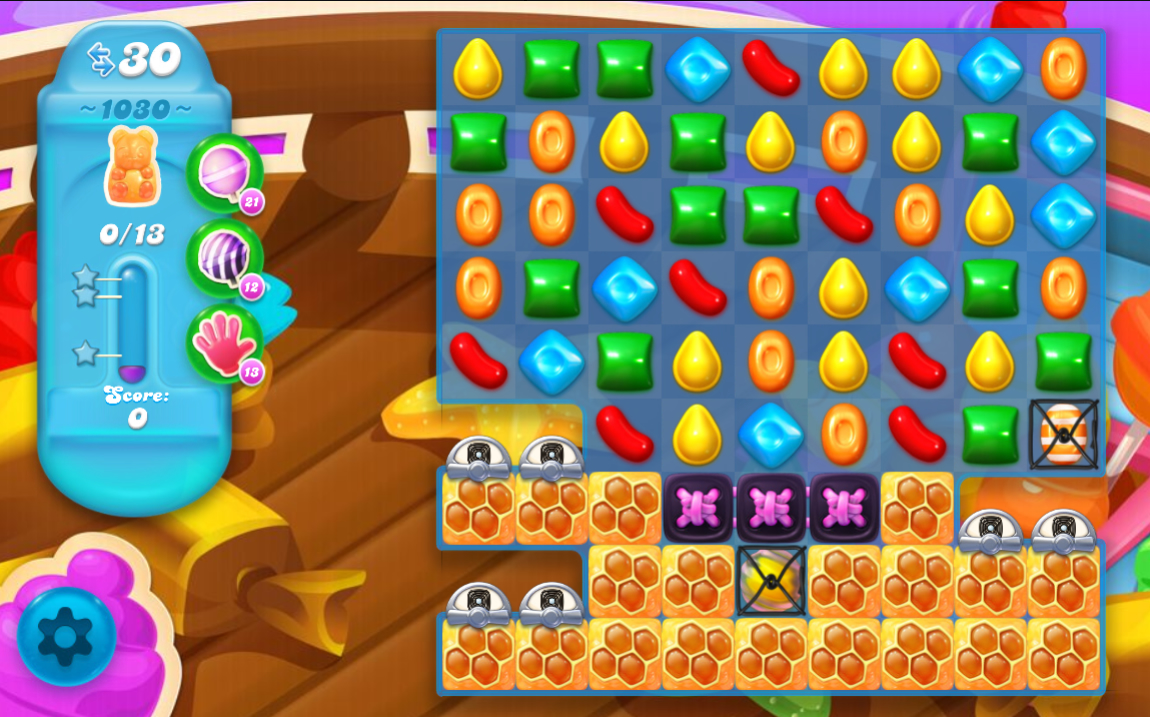Candy Crush Soda Saga 1030