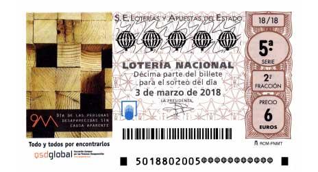 loteria nacional del sabado 3 marzo 2018