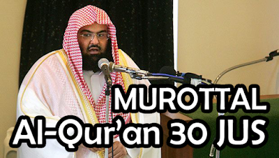 Download Murottal Al-Qur'an oleh Syaikh Abdur Rahman As-Sudais Zip Singel Link