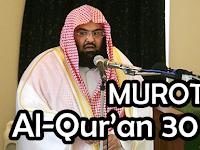 Download Murottal Al-Qur'an oleh Sheikh Abdur Rahman As-Sudais Zip Singel Link