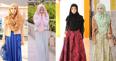 fashion hijab syar'i
