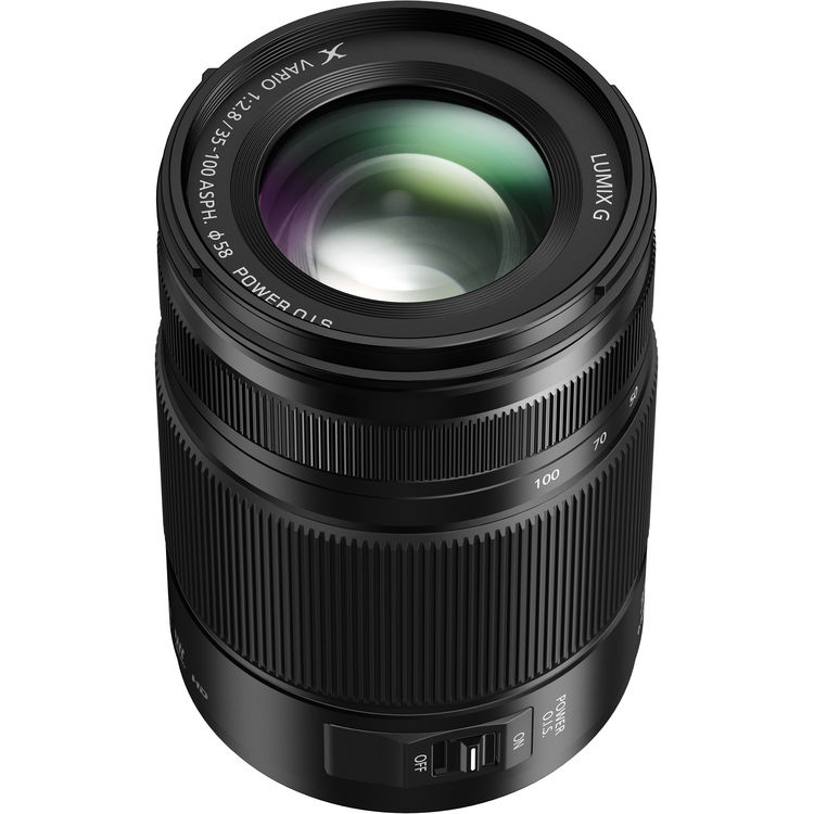 Panasonic Lumix G X Vario 35–100mm f/2.8 II Power O.I.S.