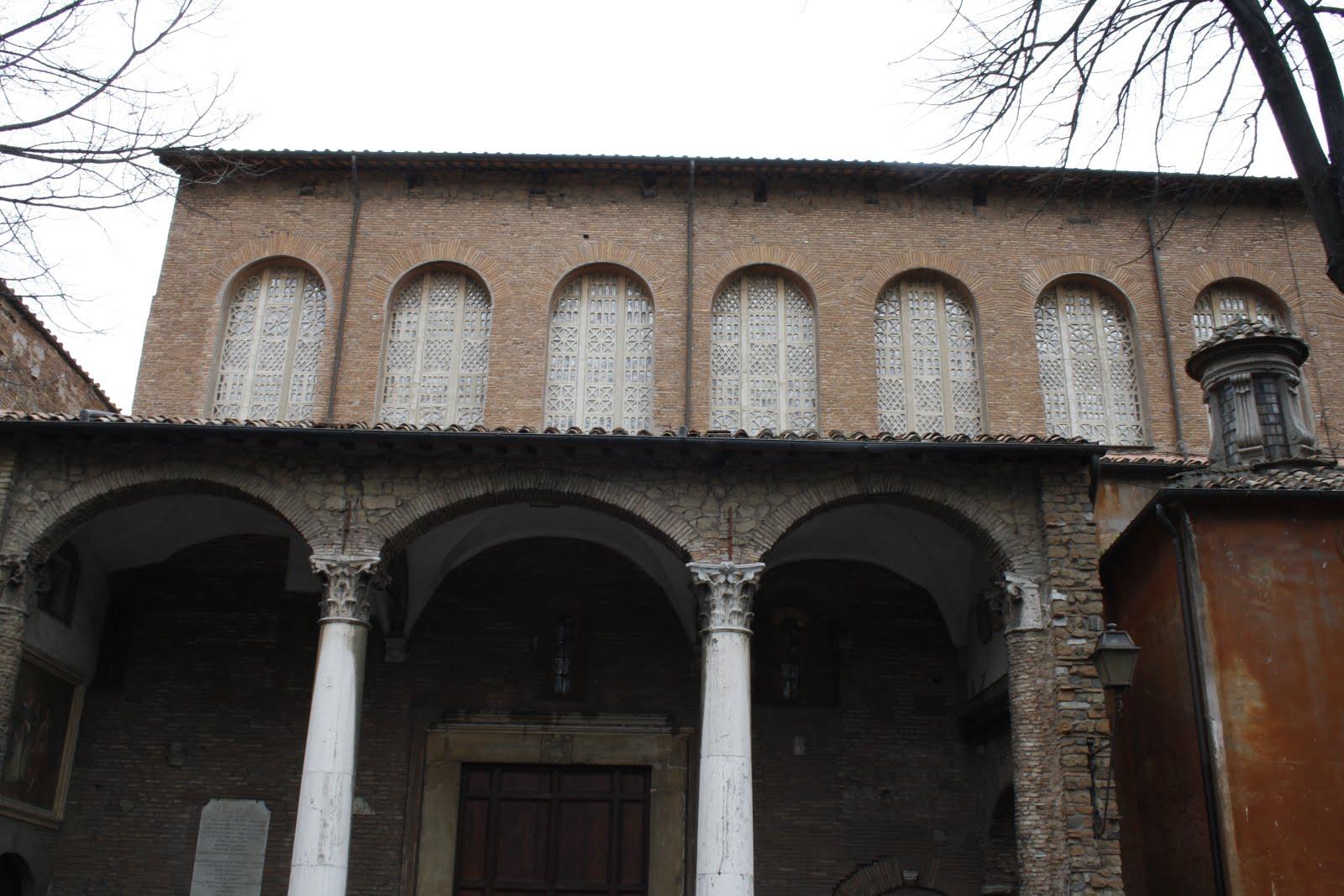 Ermitiella La Basilica De Santa Sabina En Roma Perderse En El Aventino