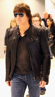bonjovi leather jacket