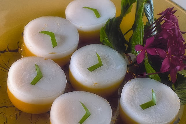 Resep Kue Talam Jtt: Resep Kue Tradisional Talam Singkong