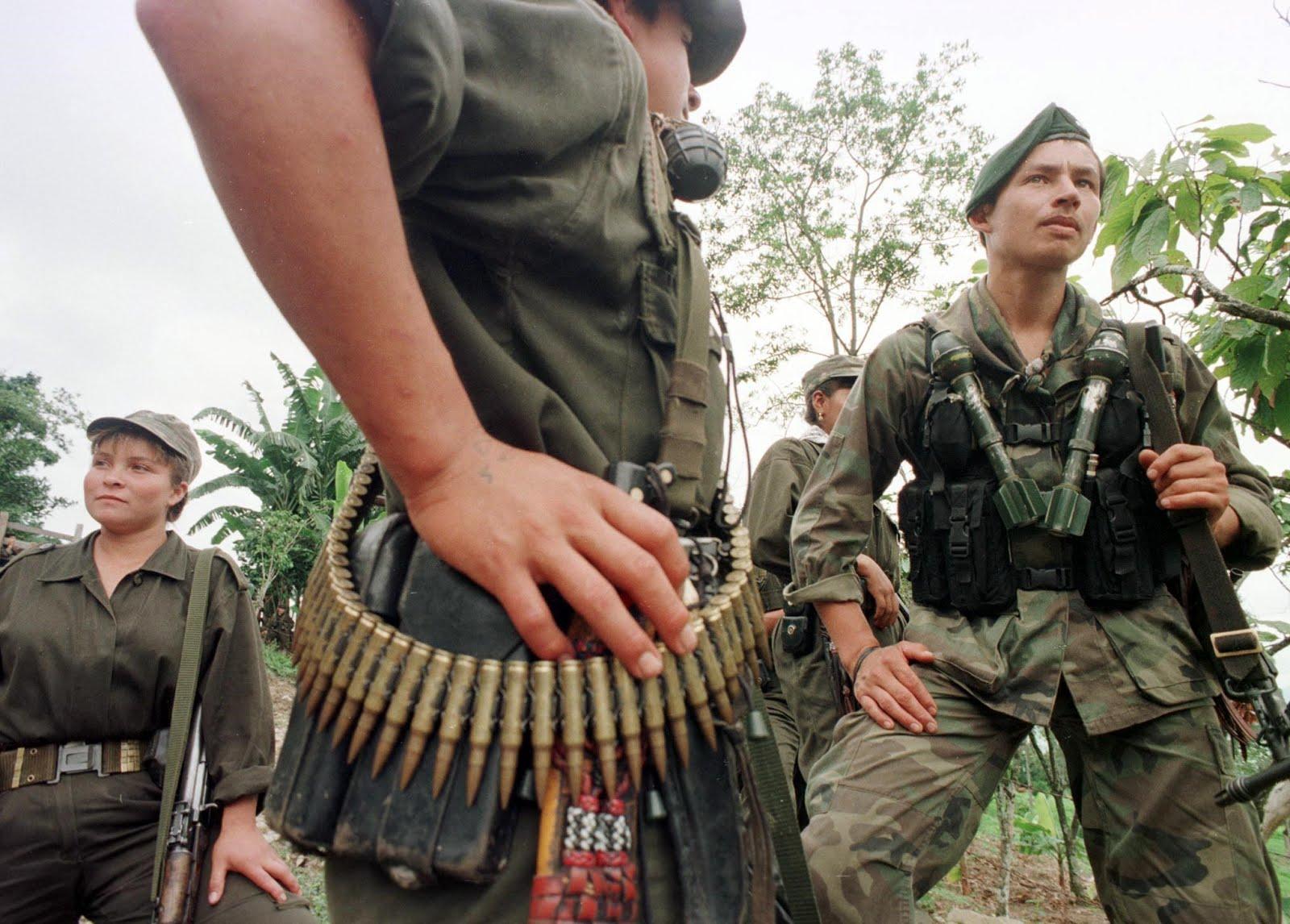 Ley de amnistía a media marcha: 23 de 2.800 guerrilleros presos han salido