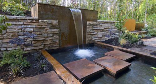 Modern Wall Fountains 5