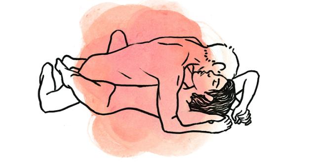 القضيب , القضيب الصغير, أوضاع جنسية