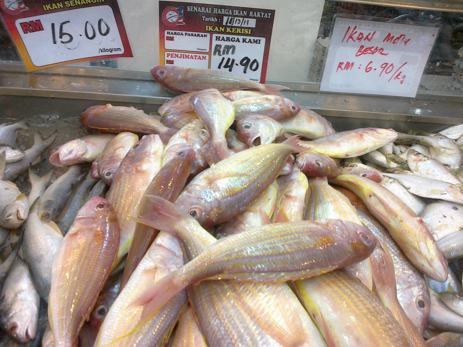 Kedai Ikan Rakyat - Tips Resep Cara Membuat