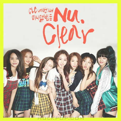 CLC – NU.CLEAR- EP (FLAC + ITUNES PLUS AAC M4A)