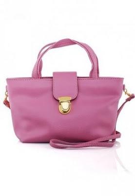 tas wanita cantik murah elegan warna hitam