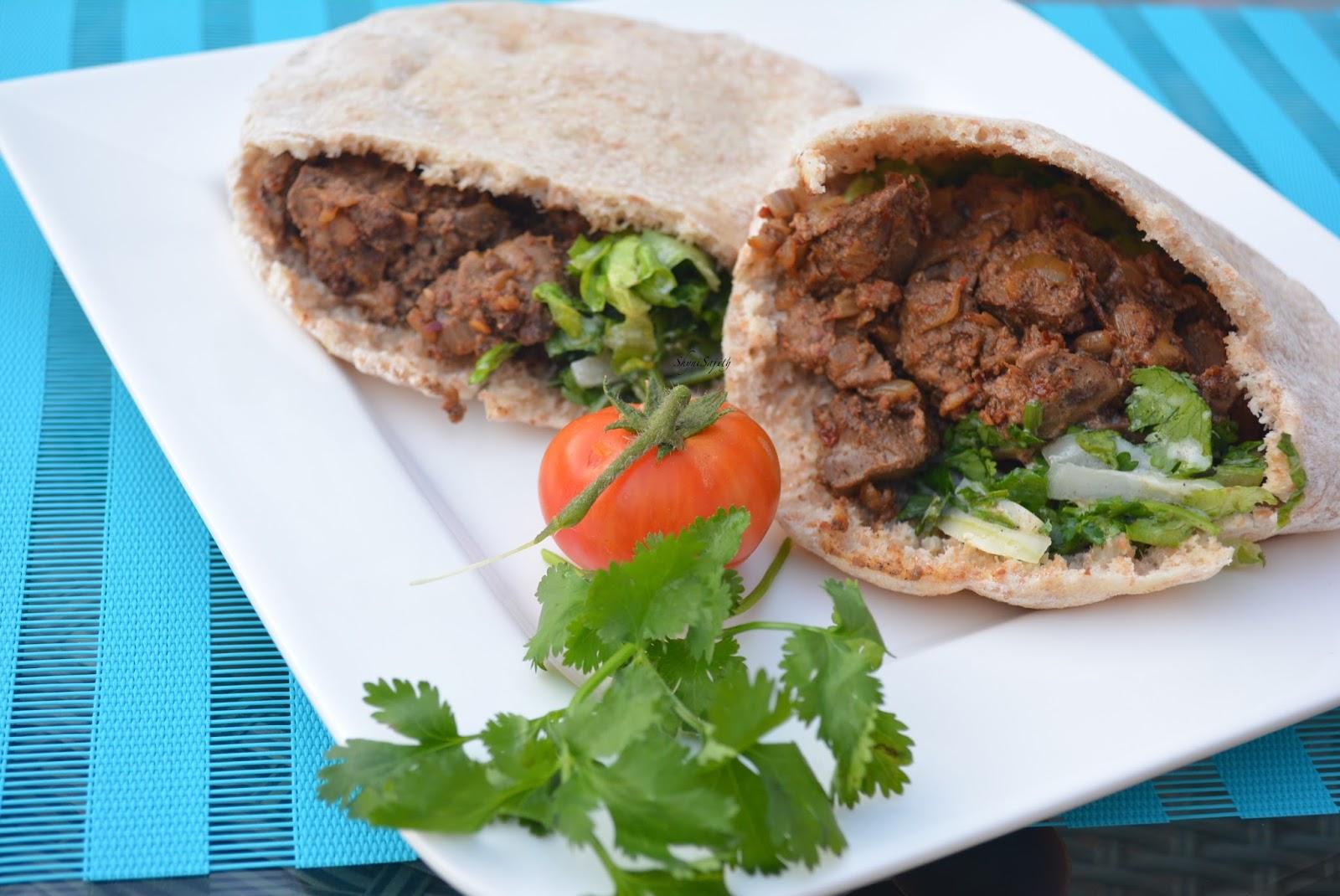 pitta diet chicken liver