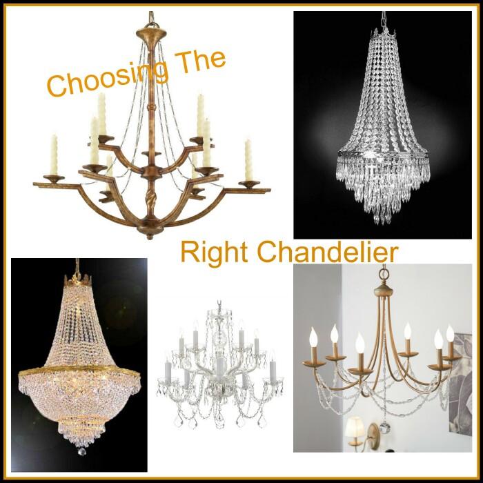 Choosing My Dining Room Chandelier