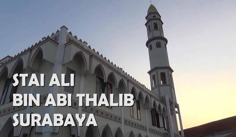 PENERIMAAN MAHASISWA BARU (STAI-ALI) 2018-2019 SEKOLAH TINGGI AGAMA ISLAM ALI BIN ABI THALIB SURABAYA