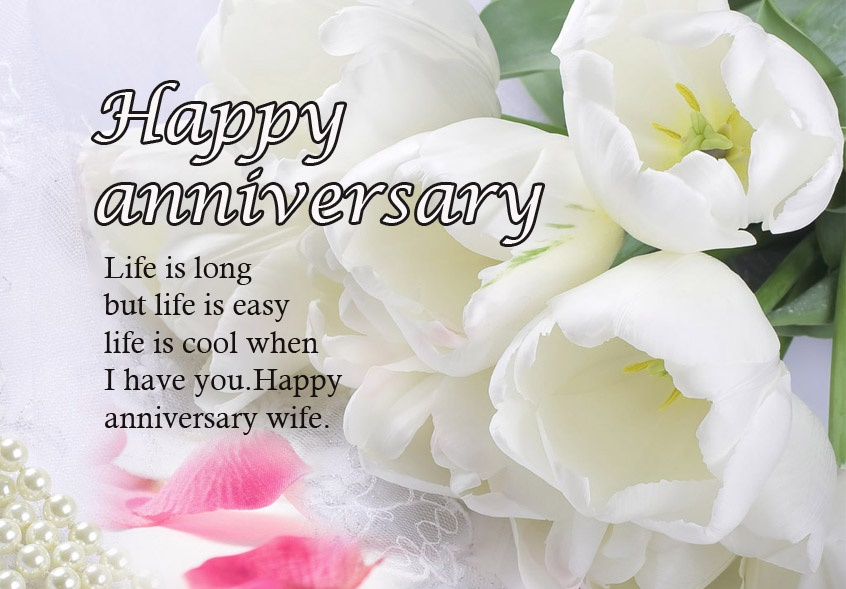 Romantic anniversary quotes for her marriage