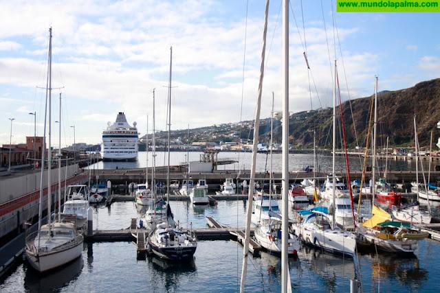 La Conferencia Transnacional Ecotur_Azul de turismo náutico reúne en Santa Cruz de La Palma a veinte ponentes de cinco países