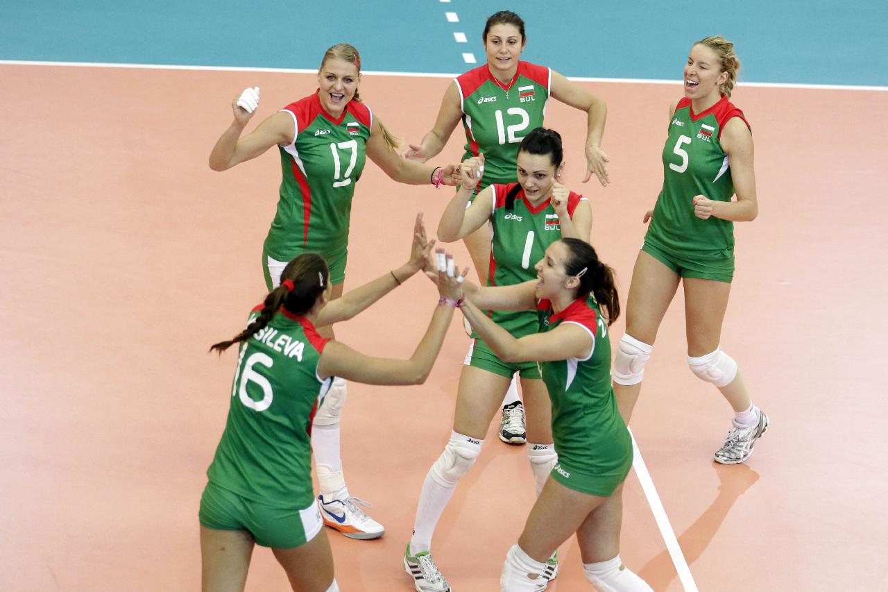 Bulgaria primeira liga
