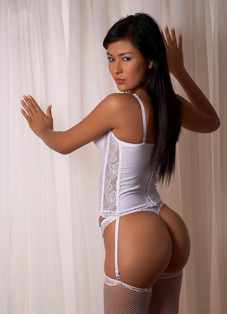 Courtney james naked ass