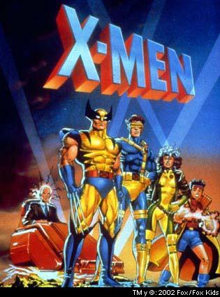 X-Men Serie Completa 1992