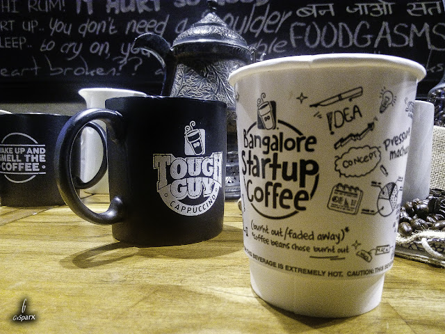 Bangalore Startup Coffee | Dunkin' Donuts