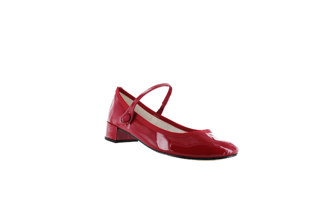 "Repetto's ""Rose"" Mary-Janes, Starring Kate Moss"
