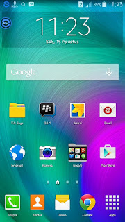 Download Galaxy Launcher, Ubah Android Kamu Seperti Samsung Galaxy