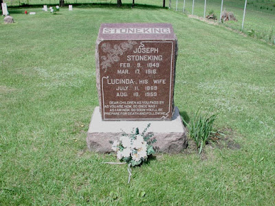 Prepare for Death and Follow Me: An Iowa Cemetery Legend