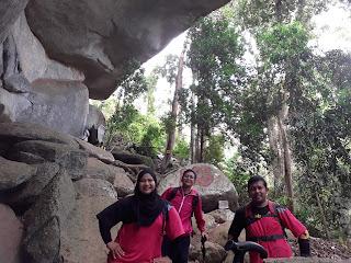 Hiking @ Bukit Kutu, Kuala Kubu Baru