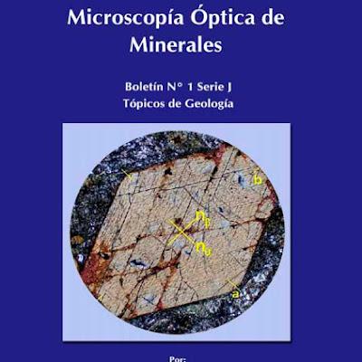 Microscopia optica de minerales - Mineralogia