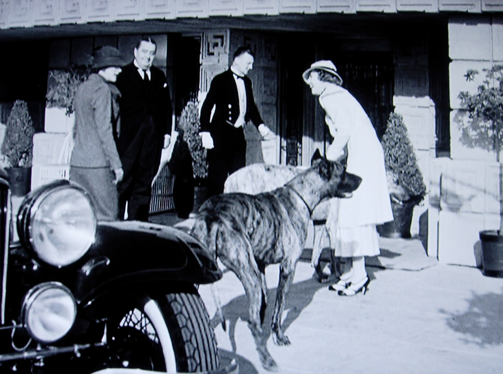 Dear Old Hollywood: Female (1933) - Film Locations