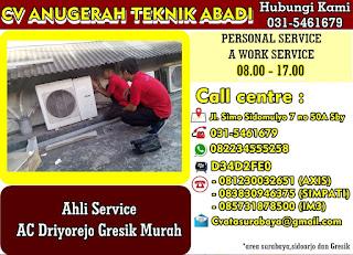 Ahli Service AC Driyorejo Gresik Murah