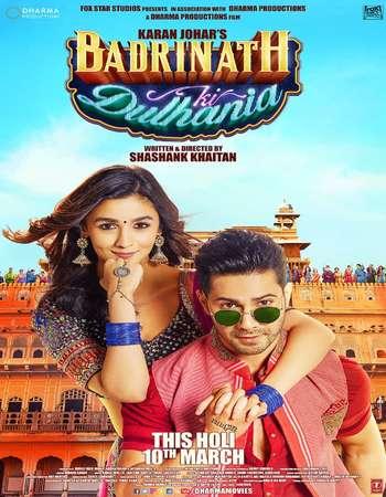 Badrinath Ki Dulhania 2017 Hindi HD Official Trailer 720p