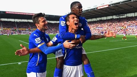 Nhiều cựu cầu thủ MU đang thi đấu cho Leicester