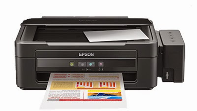 Resetter Epson L350 Printer Download