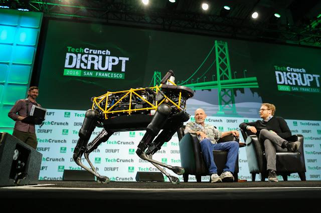 Boston Dynamics AI