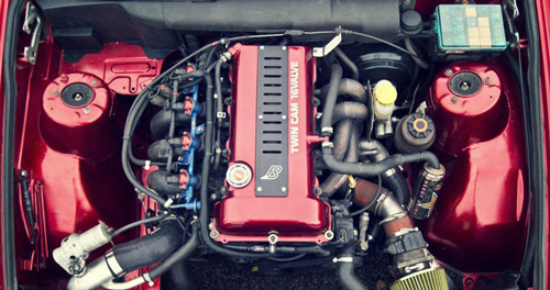 The Best 4-Cylinder Revolutionary Engines pt 8 - TEAM IMPORTS