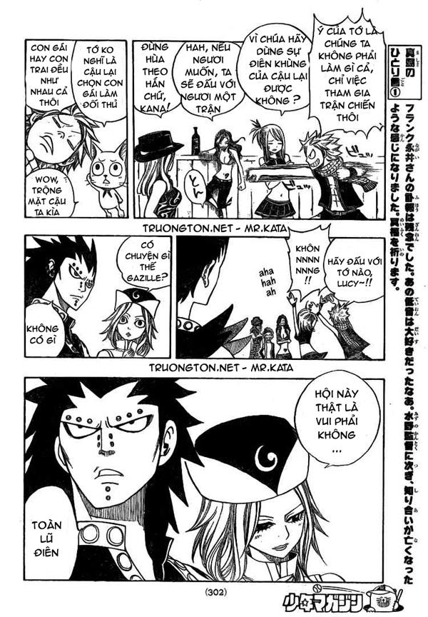 Fairy Tail chap 113 trang 6