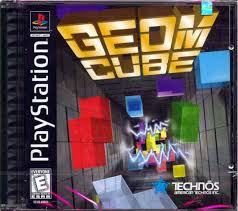 Geom Cube - PS1 - ISOs Download