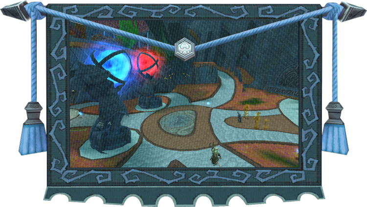 Wizard101 Tapestry - Bastion