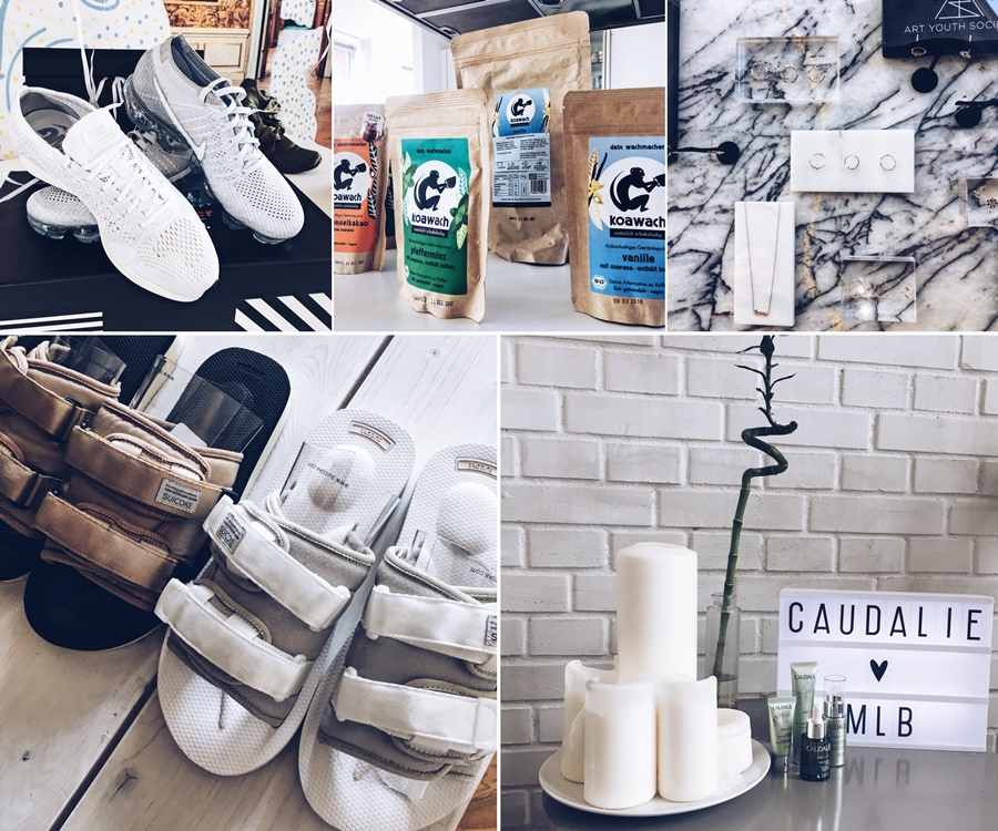 caudalie showroom produkte